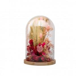 Cloche L Rose